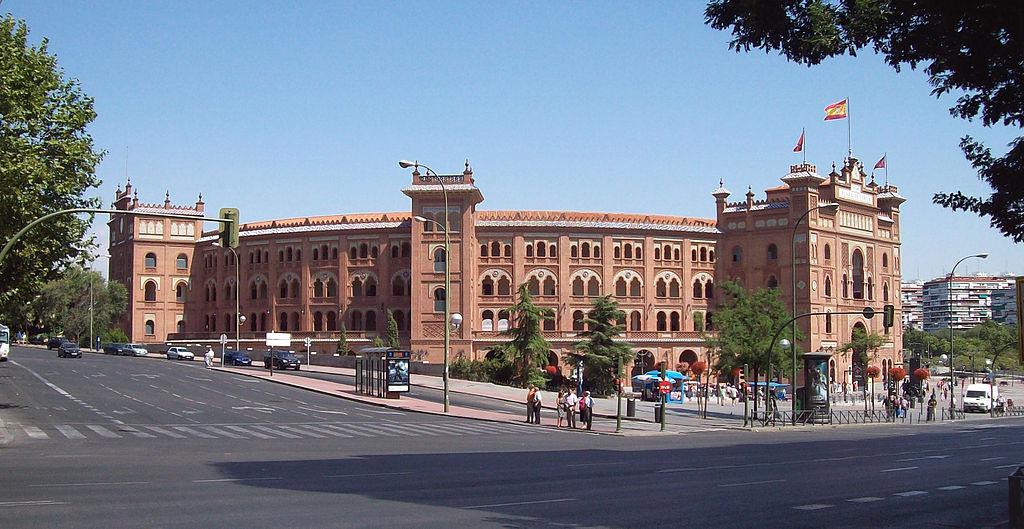 Bullring Las Ventas, temple of Iberian Culture